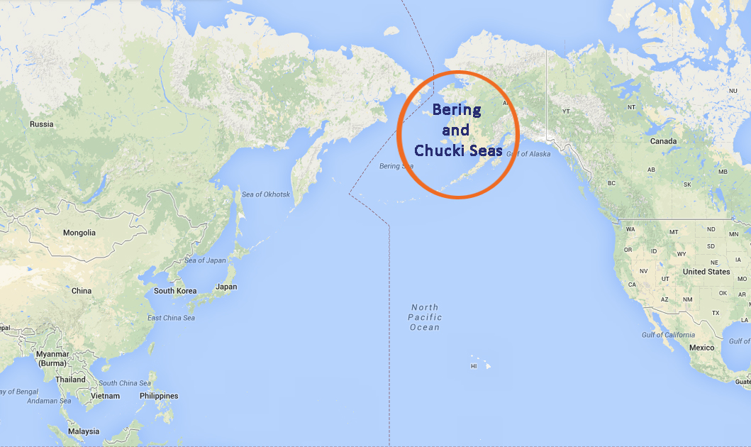 Voyage #3 heads north up the Alaskan coast and into the Chukchi Sea.  I'll fly home at the end of July from Nome, Alaska.